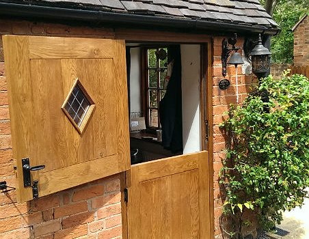Highly Secure Double Glazed Stable Doors